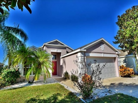 Villas On Florida Gulf Coast Sabal Harbor 565 Bradenton